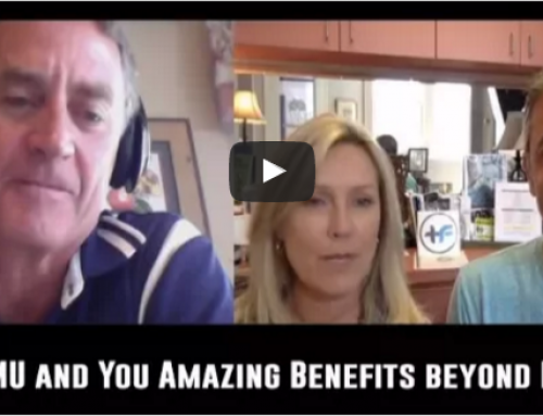 Emu and You, Amazing Benefits beyond K2